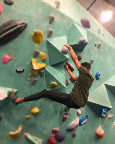 mens tall tee bouldering