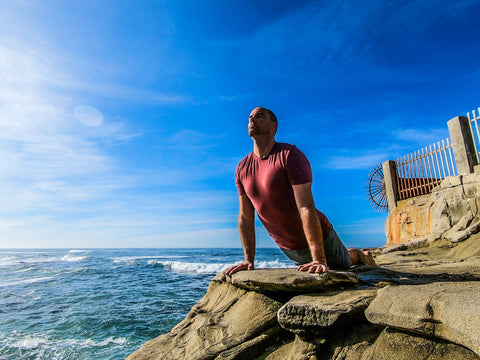 your body is a tall temple 5 great yoga poses for tall