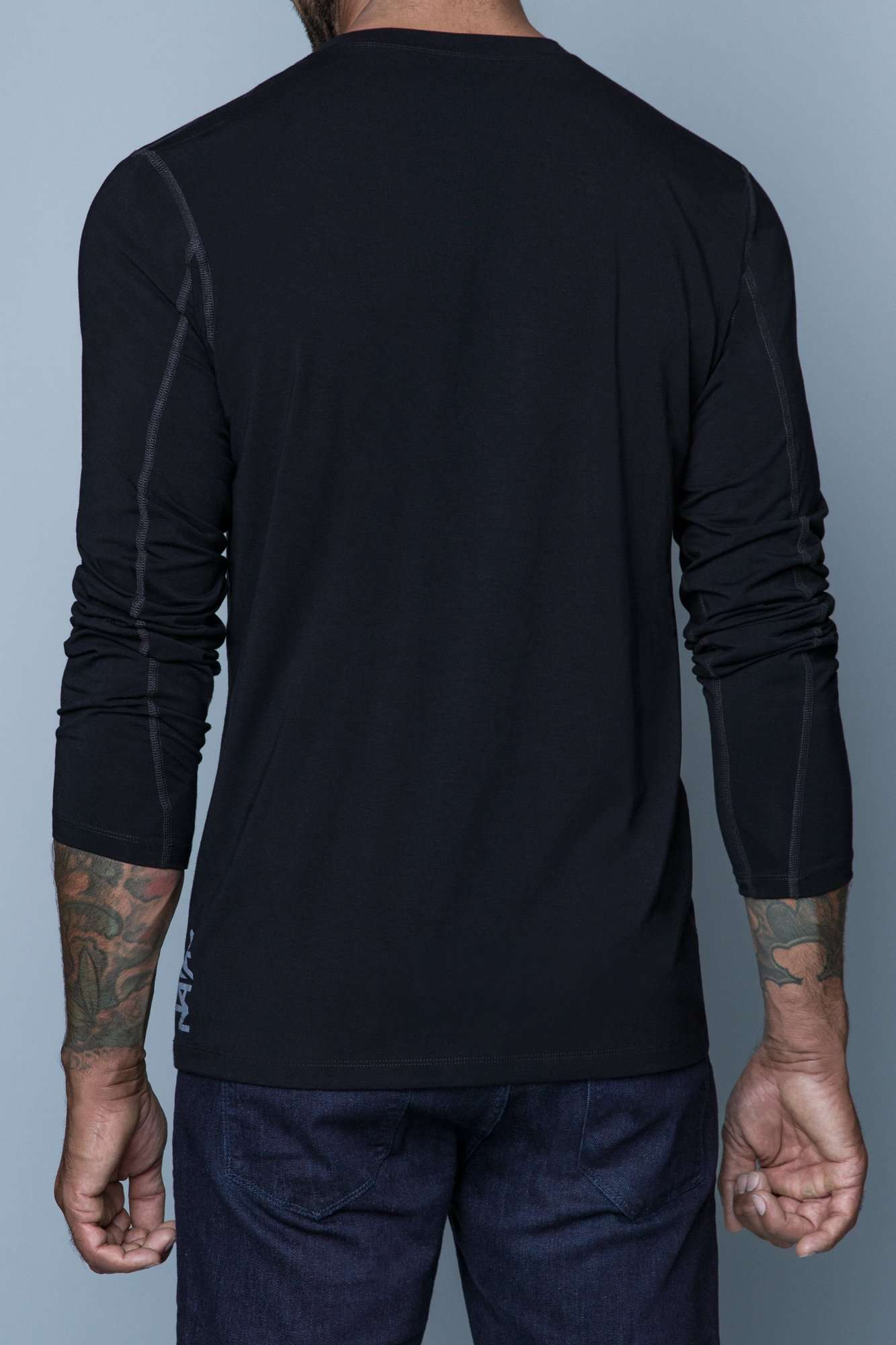 Mac | Crew Long-Sleeve Shirt