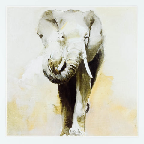 Animal Fine Art Giclee Print - Elephant