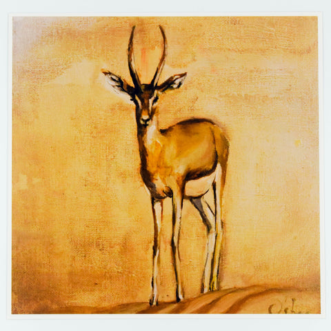 Animal Fine Art Giclee Print - Deer