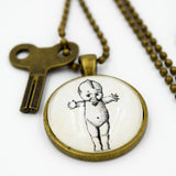 Pendant Necklace - Doll