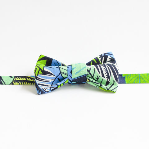Bowtie in Jungle Leaves by bties