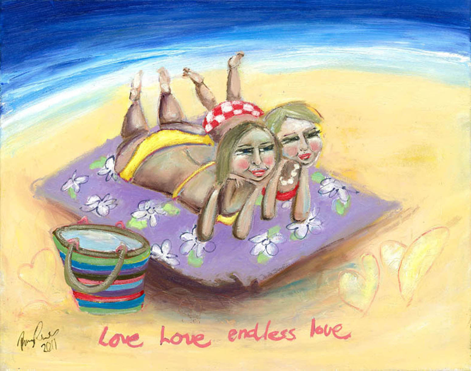 Love Love Endless Love - Year 2011