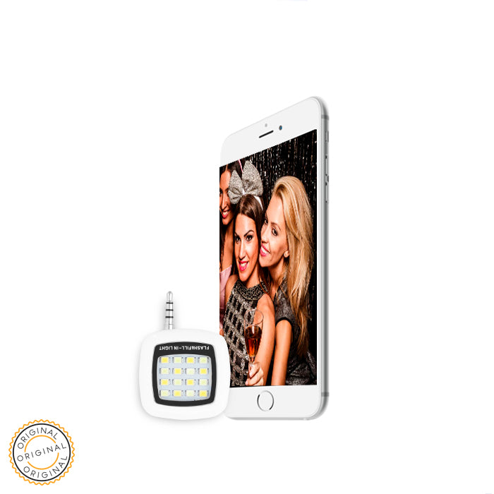 LOLO SELFIE LIGHT WHITE - LOLO MY FIRST CELL PHONE