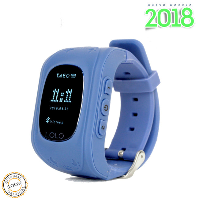 Modelo 2018: LOLO DARK BLUE - LOLO MY FIRST CELL PHONE
