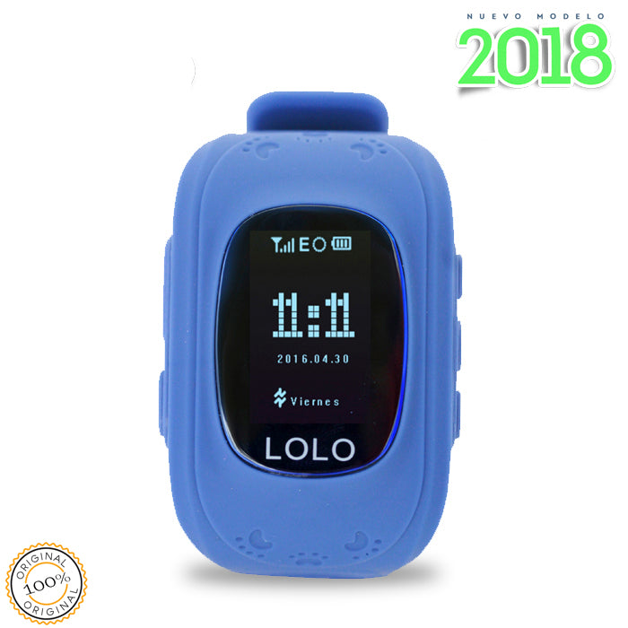 LOLO DARK BLUE - LOLO MY FIRST CELL PHONE