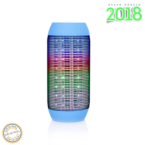 Modelo 2018: LOLO COLOR SOUND SPEAKER RED
