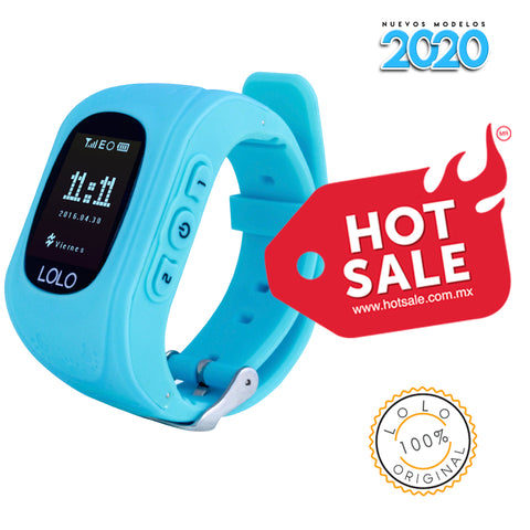 HOT SALE: LOLO BLUE 2020 + Audífonos GRATIS