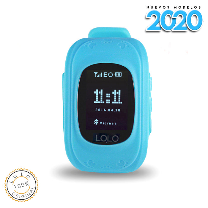 HOT SALE: LOLO BLUE 2020 + Audífonos GRATIS - LOLO MY FIRST CELL PHONE