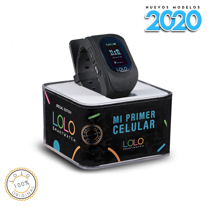 HOT SALE: LOLO BLACK 2020 - LOLO MY FIRST CELL PHONE
