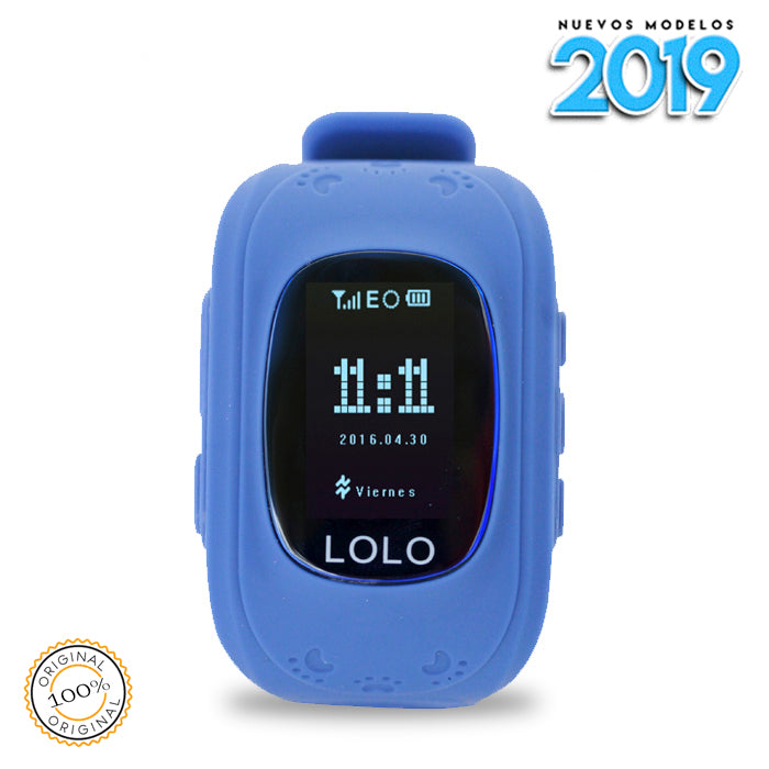 NUEVO 2019: LOLO DARK BLUE - LOLO MY FIRST CELL PHONE