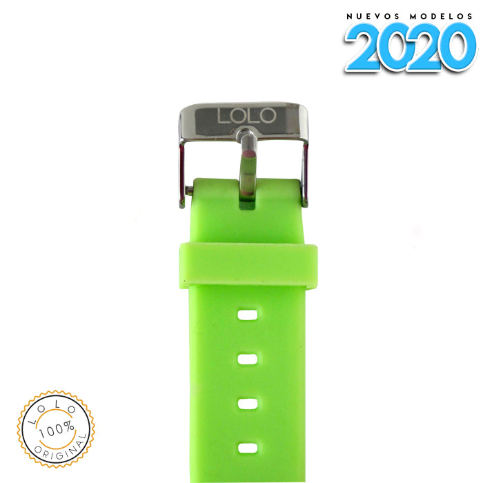 CHRISTMAS SALE:  LOLO GREEN 2020 + Audífonos GRATIS - LOLO MY FIRST CELL PHONE