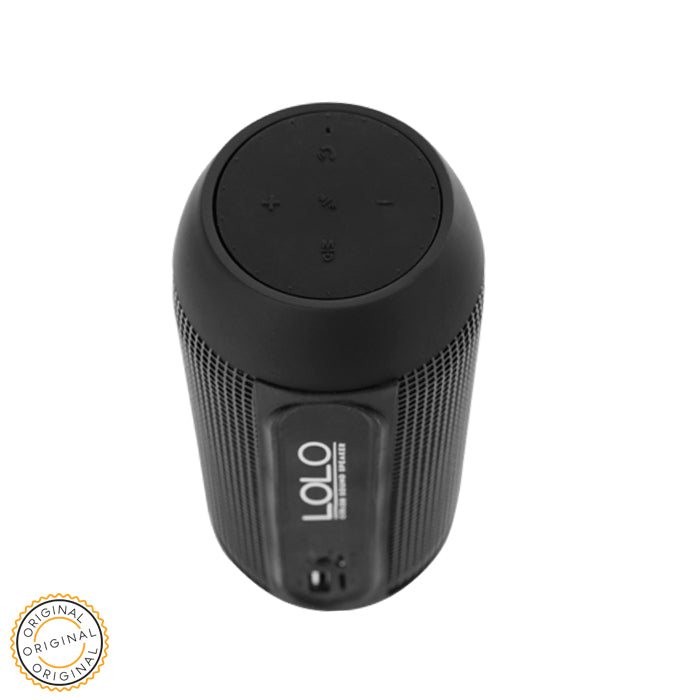 Modelo 2018: COLOR SOUND SPEAKER BLACK - LOLO MY FIRST CELL PHONE