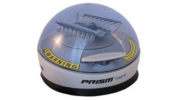 Prism™ Mini centrifuge is an excellent accessory for the Genie® II by Ansera Analytics.