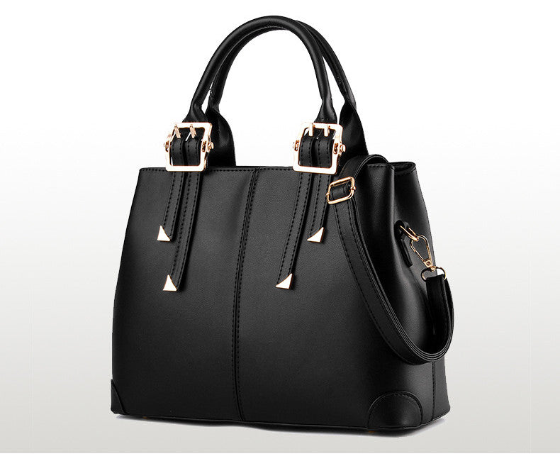 New Office Designer Elegant Trendy Bag  Black
