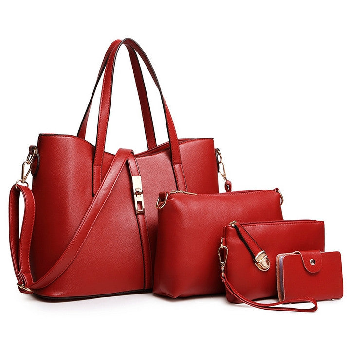 New Office Elegant Day/ Evening 4 In 1 Bag Set ...