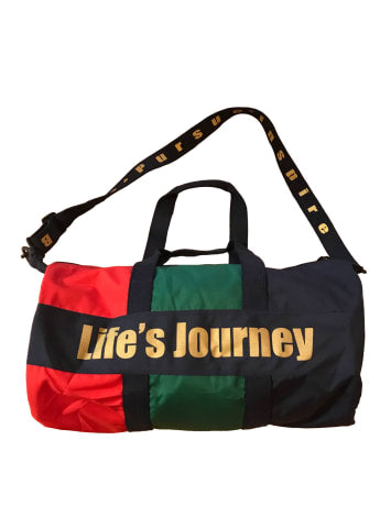 LJ DUFFLE BAG