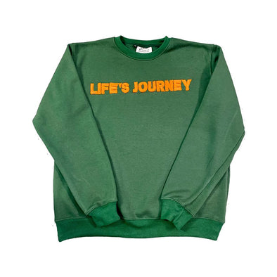 LJ Olive/Orange Sweatsuit