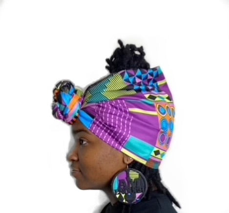 I AM ENOUGH Headwrap