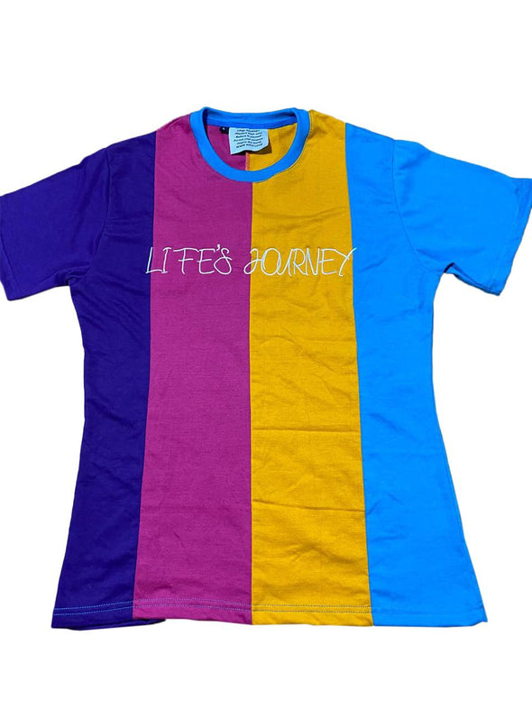 Women's Multi color Tee