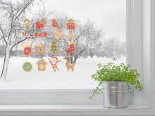 Load image into Gallery viewer, Christmas Cookies Set Ginger Wall Mural Wall Decal
