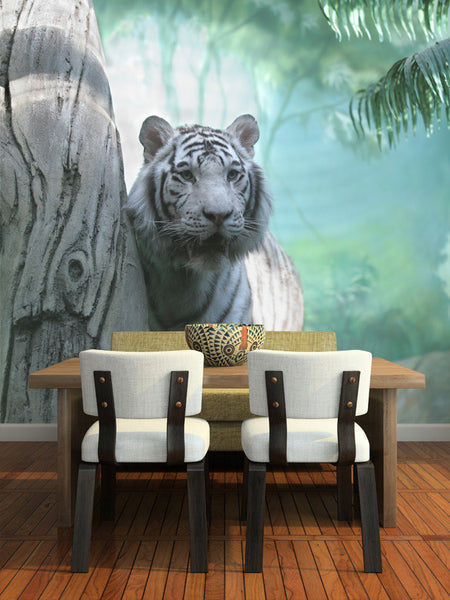 A Tiger Wall Mural