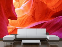 Load image into Gallery viewer, Abstract Antelope Canyon Wall Mural
