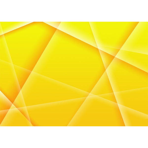 Abstract Background of Yellow Color Wall Mural