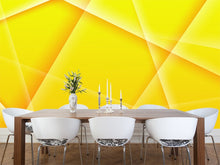 Load image into Gallery viewer, Abstract Background of Yellow Color Wall Mural