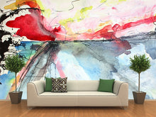 Load image into Gallery viewer, Abstract Background Wall Mural