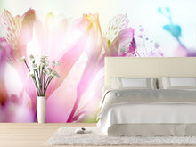 Load image into Gallery viewer, Abstract Bouquet Wall Mural