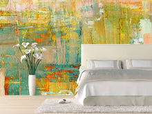 Load image into Gallery viewer, Abstract Composition Wall Mural
