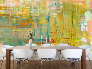 Abstract Composition Wall Mural