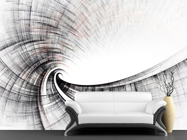 Abstract Design Wall Mural