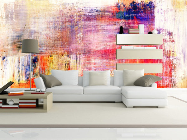 Abstract Painting Wall Mural