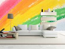 Load image into Gallery viewer, Abstract Watercolor Background Wall Mural