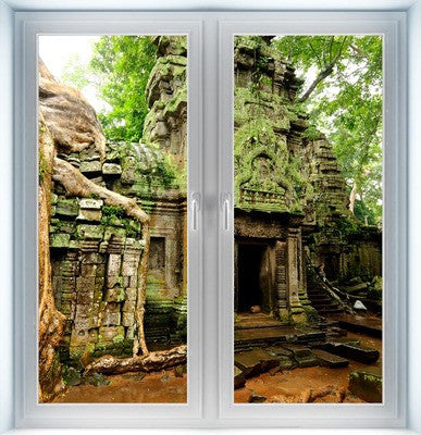 Angkor Wat Instant Window