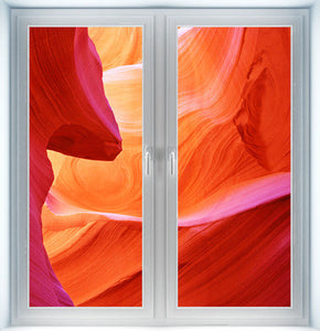Antelope Canyon Instant Window