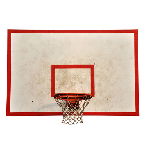 Basketball Hoop Wall Mural
