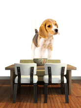 Load image into Gallery viewer, Beagle Portrait Wall Mural