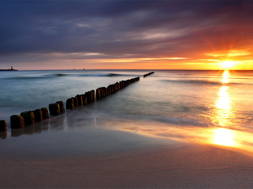 Beautiful Sunrise Wall Mural