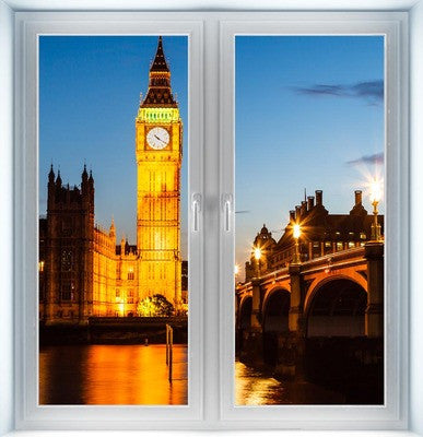 Big Ben and House of Parliament at Night Instant Windowsed