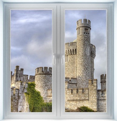 Blackrock Castle Instant Window