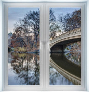 Bow Bridge Instant Window