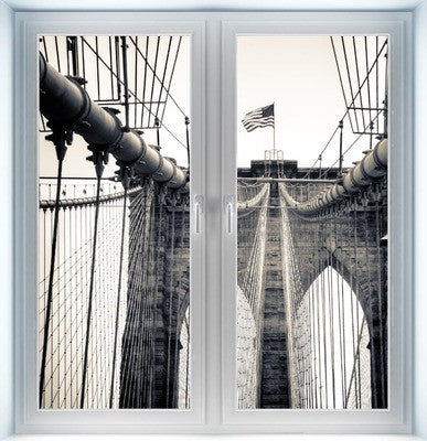 Brooklyn Bridge Instant Window 3
