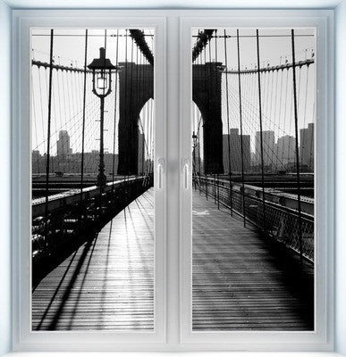 Brooklyn Bridge Instant Window 4