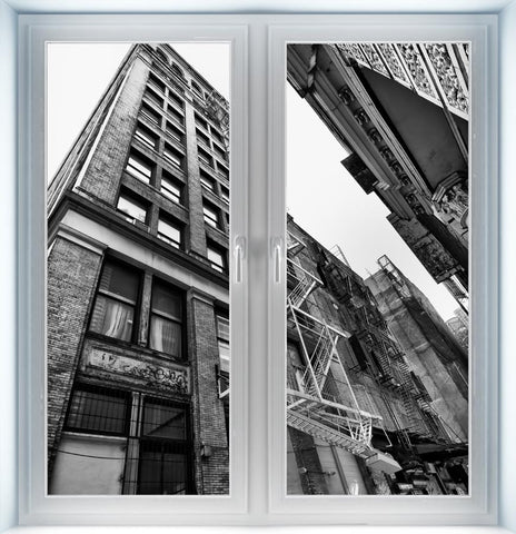 Building of NYC Instant Window