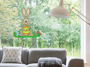 Bunny Who Finds Biggest Wall Decal