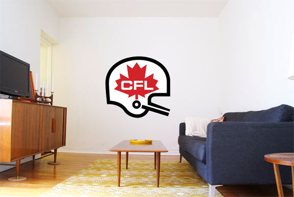 CFL Logo Wall Decal